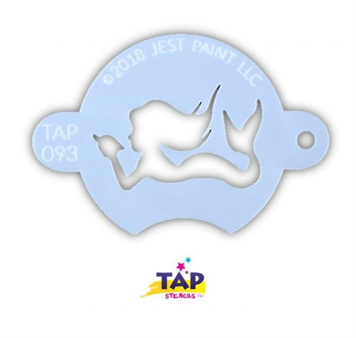 093 TAP Mermaid with Shell